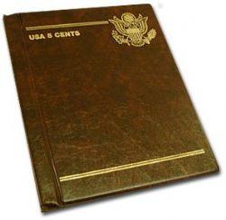 ALBUMS GARDMASTER -  ALBUM POUR 5 CENTS AMERICAINS (1883-1956) 01