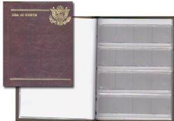 ALBUMS GARDMASTER -  ALBUM POUR 50 CENTS AMERICAINS (1892-1915) 01 01