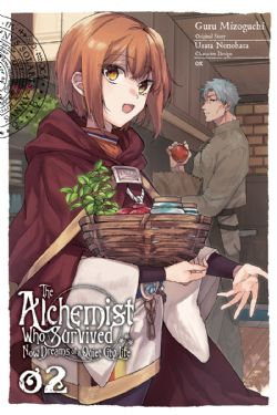 ALCHEMIST WHO SURVIVED NOW DREAMS OF A QUIET CITY LIFE, THE -  (V.A.) 02
