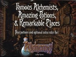 ALCHEMY! -  ALCHEMY! THE EXPANSION (ANGLAIS)