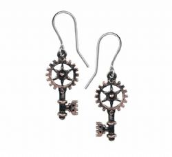 ALCHEMY GOTHIC -  CLAVITRACTION EARRINGS