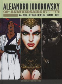 ALEJANDRO JODOROWSKY 90E ANNIVERSAIRE -  ANIBAL CINQ - MEGALEX