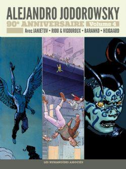 ALEJANDRO JODOROWSKY 90E ANNIVERSAIRE -  AVANT L'INCAL ; LE MOT ; INVASION ; LE COUPABLE 04