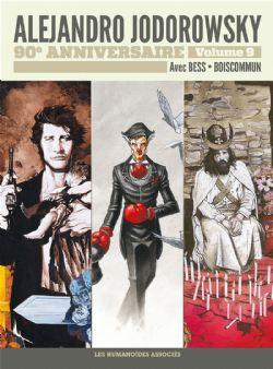 ALEJANDRO JODOROWSKY 90E ANNIVERSAIRE -  JUAN SOLO ; PIETROLINO 09