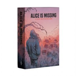 ALICE IS MISSING (ANGLAIS)