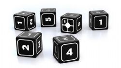 ALIEN -  BASE DICE SET -  THE ROLEPLAYING GAME