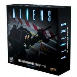 ALIENS -  GET AWAY FROM HER YOU B***H! EXPANSION (ANGLAIS)