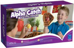 ALPHA CATCH (ANGLAIS)