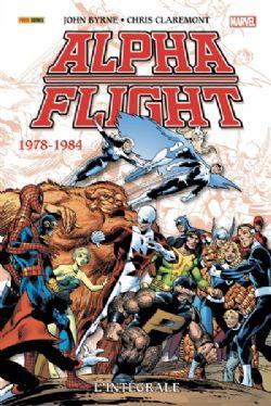 ALPHA FLIGHT -  INTÉGTRALE 1978-1984