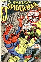 AMAZING SPIDER-MAN -  AMAZING SPIDER-MAN (1971) - VERY FINE- - 7.5 98
