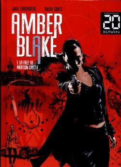 AMBER BLAKE -  LA FILLE DE MERTON CASTLE 01