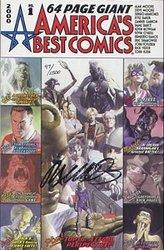 AMERICA'S BEST COMIC SPECIAL -  COMIC SIGNE PAR HUMBERTO RAMOS - #1 2000 (1500 EXP)