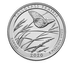 AMERICA THE BEAUTIFUL -  RÉSERVE NATIONALE DE TALLGRASS PRAIRIE (KANSAS)