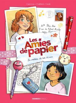 AMIES DE PAPIER, LES -  LE CADEAU DE NOS 11 ANS (ÉDITION 2019) 01