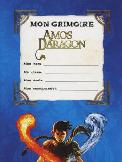 AMOS DARAGON -  MON GRIMOIRE