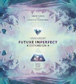 ANACHRONY : ESSENTIAL EDITION -  FUTURE IMPERFECT (ANGLAIS)
