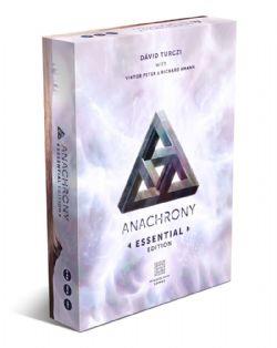 ANACHRONY : ESSENTIAL EDITION -  JEU DE BASE (ANGLAIS)