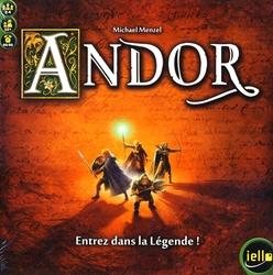 ANDOR -  JEU DE BASE (FRANÇAIS)