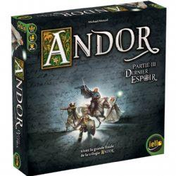 ANDOR -  PARTIE III: LE DERNIER ESPOIR (FRANÇAIS)