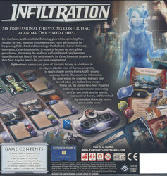 ANDROID : INFILTRATION (ANGLAIS)