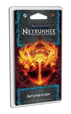 ANDROID : NETRUNNER -  INTERVENTION (FRANÇAIS)