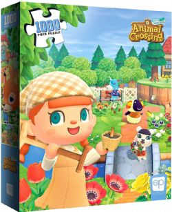 ANIMAL CROSSING PUZZLE - NEW HORIZONS (1000 PIÈCES)