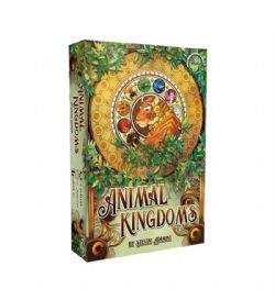 ANIMAL KINGDOMS (ANGLAIS)