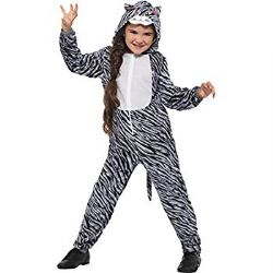 ANIMAUX -  COSTUME DE CHAT TIGRE (ENFANT) -  CHAT