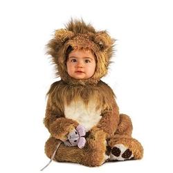 ANIMAUX -  COSTUME DE LIONCEAU (BÉBÉ & JEUNE ENFANT) -  LION