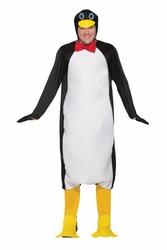 ANIMAUX -  COSTUME DE PINGOUIN (ADULTE - TAILLE UNIQUE)