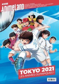 ANIMELAND -  TOKYO 2021 - LES ANIMES OLYMPIQUES ! 235