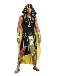 ANTIQUITÉ -  COSTUME DE ROI DE L'ÉGYPTE