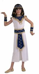 ANTIQUITE -  COSTUME DE PRINCESSE DU NIL (ENFANT) -  EGYPTE