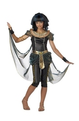 ANTIQUITE -  COSTUME DE PRINCESSE EGYPTIENNE (ADOLESCENT) -  EGYPTE