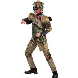 APEX LEGENDS -  COSTUME DE BLOODHOUND (ENFANT)