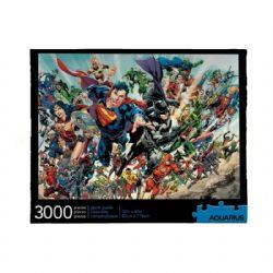 AQUARIUS -  DC COMICS (3000 PIÈCES)