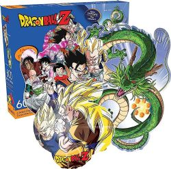 AQUARIUS -  DRAGON BALL  2 SIDED (600 PIÈCES)
