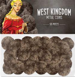 ARCHITECTS OF THE WEST KINGDOM -  PIÈCES DE MÉTAL (50)