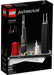 ARCHITECTURE -  CHICAGO, ILLINOIS (444 PIÈCES) 21033