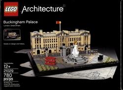 ARCHITECTURE -  LE PALAIS DE BUCKINGHAM (780 PIÈCES) 21029