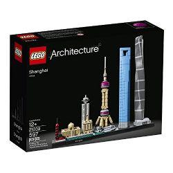 ARCHITECTURE -  SHANGHAI (597 PIÈCES) 21039