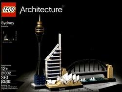 ARCHITECTURE -  SYDNEY, AUSTRALIE (361 PIÈCES) 21032