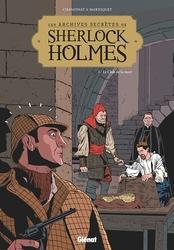 ARCHIVES SECRÈTES DE SHERLOCK HOLMES, LES -  LE CLUB DE LA MORT 02