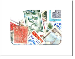 ARGENTINE -  50 DIFFÉRENTS TIMBRES - ARGENTINE