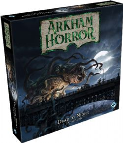 ARKHAM HORROR -  DEAD OF NIGHT (ANGLAIS) -  3E EDITION