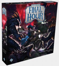 ARKHAM HORROR : FINAL HOUR (ANGLAIS)
