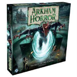 ARKHAM HORROR -  SECRETS OF THE ORDER (ANGLAIS) -  3E EDITION