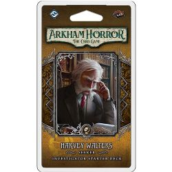 ARKHAM HORROR : THE CARD GAME -  HARVEY WALTERS INVESTIGATOR DECK (ANGLAIS)