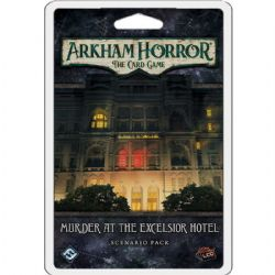 ARKHAM HORROR : THE CARD GAME -  MURDER AT THE EXCELSIOR HOTEL (ANGLAIS)
