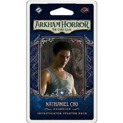 ARKHAM HORROR : THE CARD GAME -  NATHANIEL CHO INVESTIGATOR DECK (ANGLAIS)